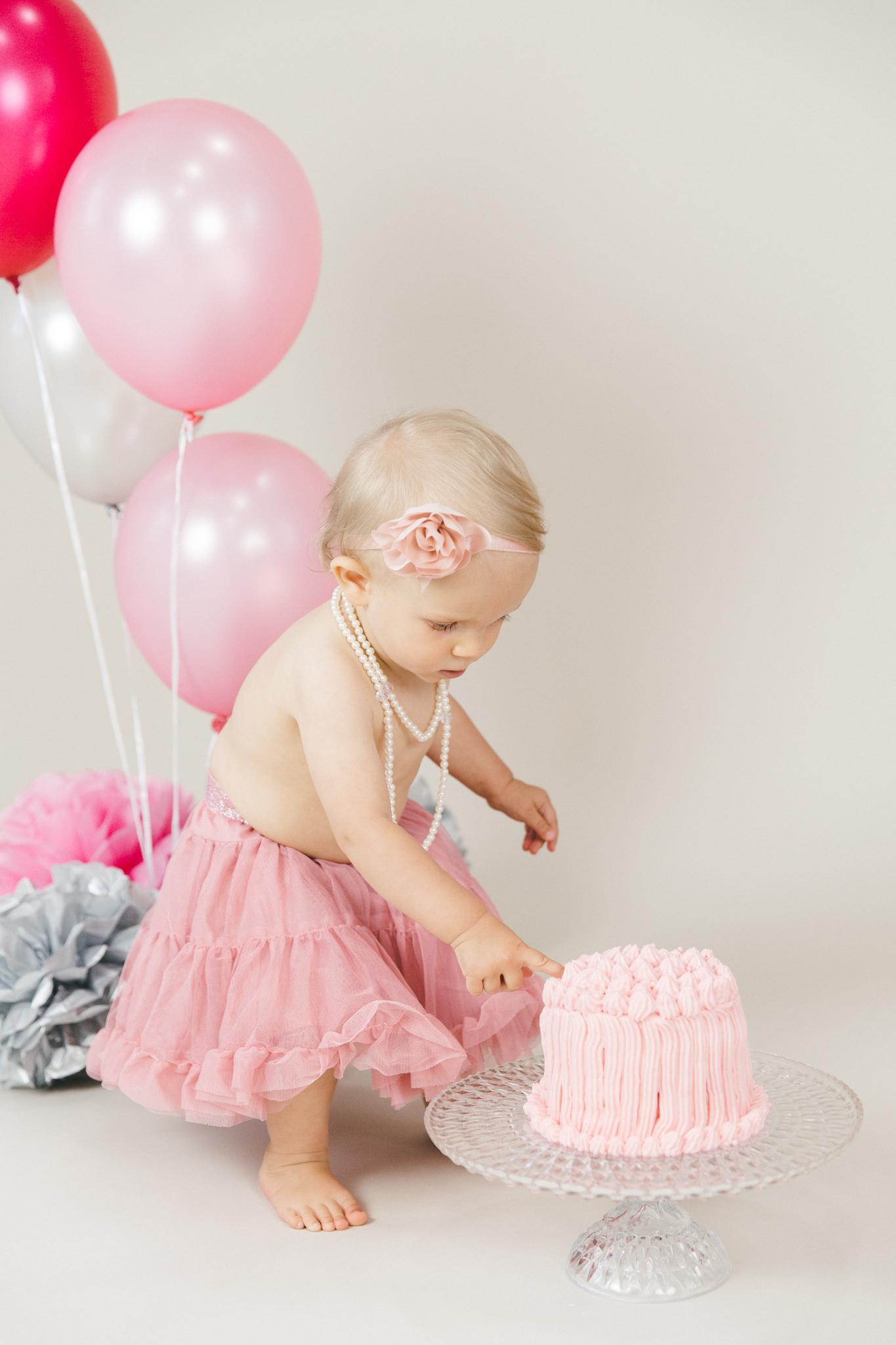 Smash the cake ViOli Photography fotograf Kalshamn, Blekinge (5 av 10)
