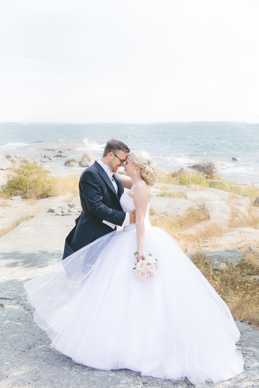 Bröllopsfotograf ViOli Photography i Karlshamn, Blekinge