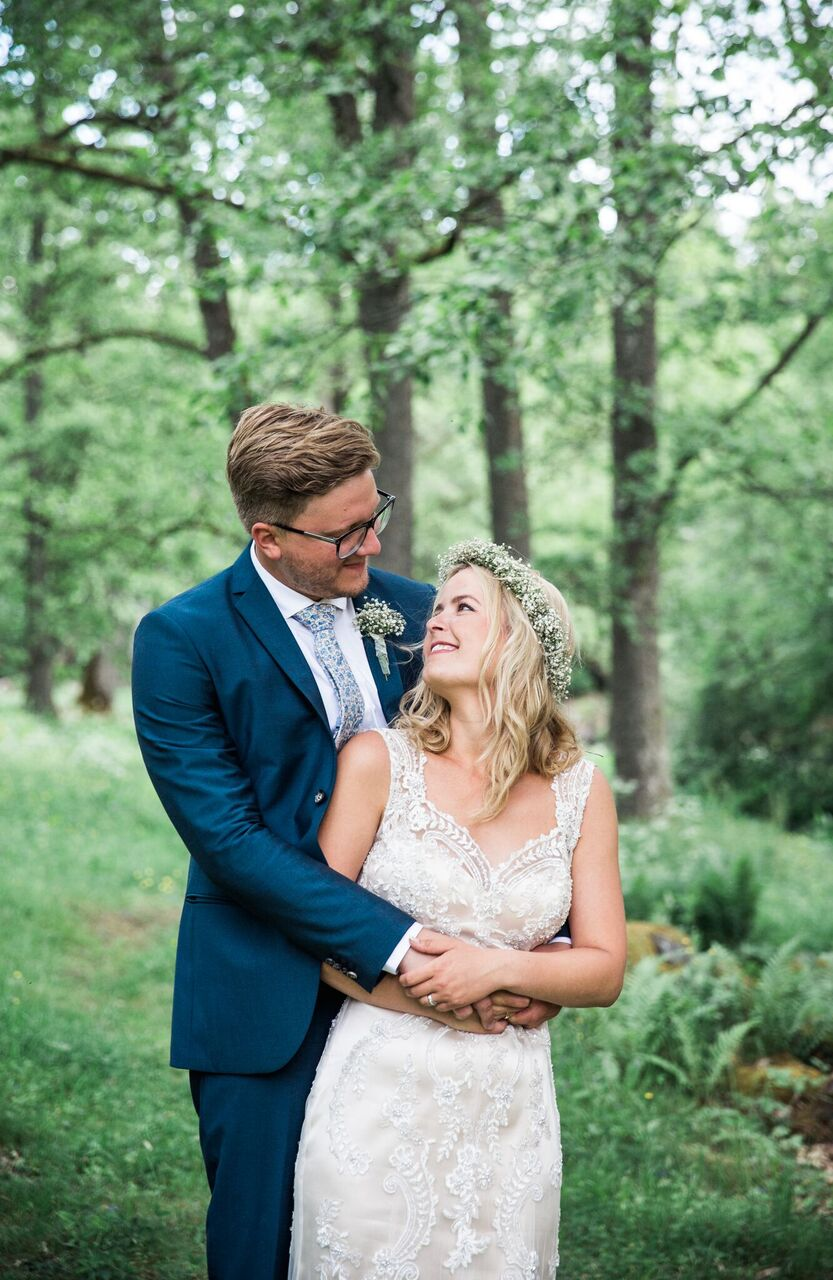 ViOli Photography bröllopsfotograf Blekinge Karlshamn