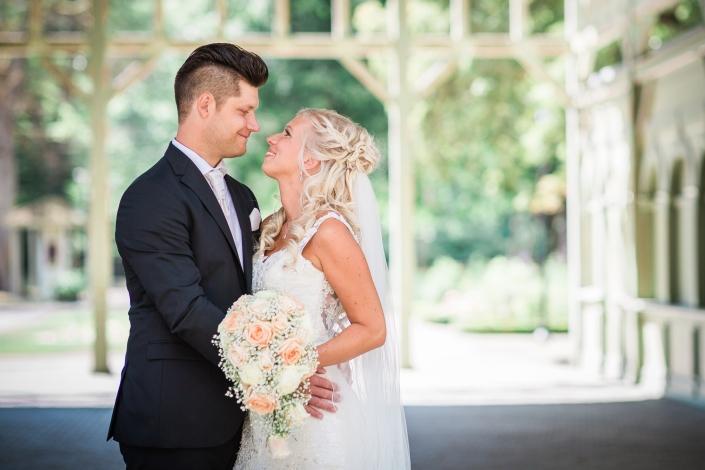 Bröllopsfotograf Ronneby Brunn